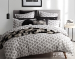 Ford Slate Quilt Cover Set