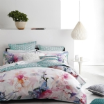 Juliette Rose Quilt Cover Set