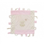 Pillow Pals security Blanket Pink Lamb
